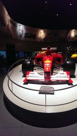 Ferrari World Abu Dhabi: Ferrari World