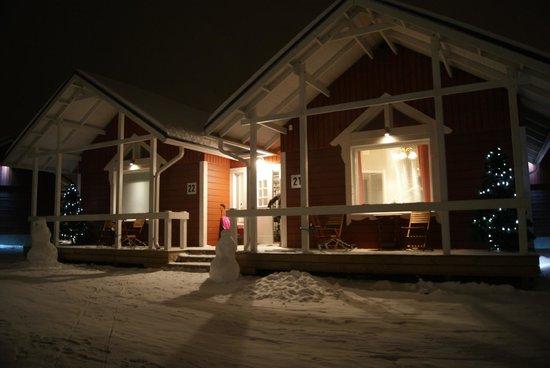 Santa Claus Holiday Village: Cottage