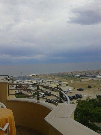 """Hotel Mazzanti : La vista dalla """"mia"""" camera"""