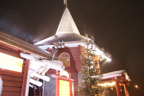 Santa Claus Holiday Village: entrata