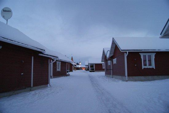 Santa Claus Holiday Village: villaggio