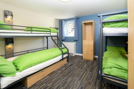 YHA Cambridge: Family Room - special family rates apply when booked directly with YHA!