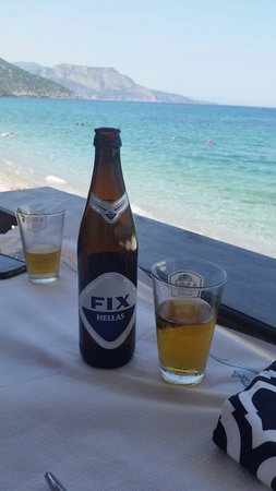Zavalis Taverna: A fix and a view