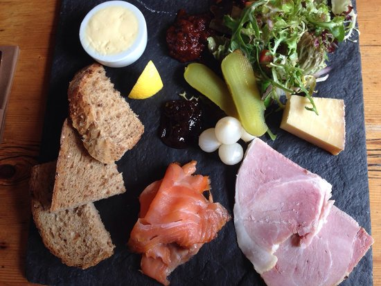 The Chetnole Inn : Ploughmans