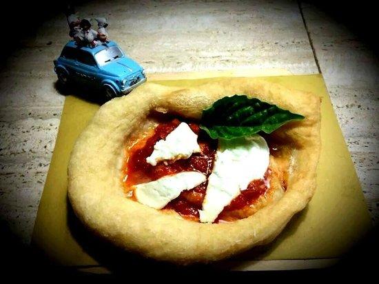 Pizza&Co : Pizza Fritta