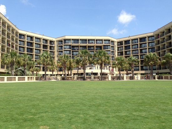 DoubleTree Resort by Hilton Myrtle Beach Oceanfront: One of the buildings