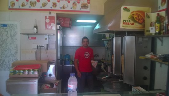 Kumar Kebab House: good service