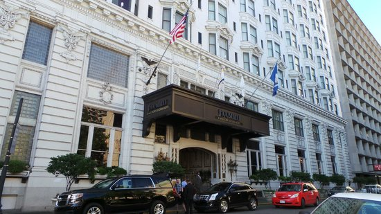 The Roosevelt New Orleans, A Waldorf Astoria Hotel: The Roosevelt