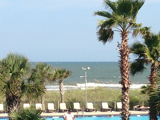 DoubleTree Resort by Hilton Myrtle Beach Oceanfront : View from room