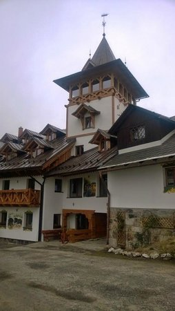 Restaurant Krizovy Vrch: Restaurant building