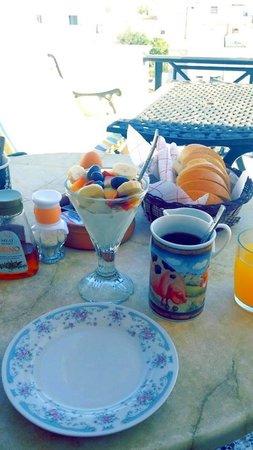 Pension Stella : Stella's breakfast