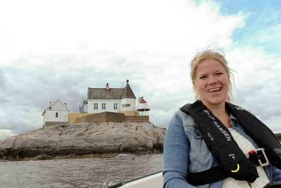 Southern Norway, Norway: Saltholmen Fyr i Syd Norge