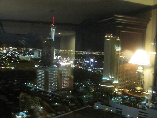 Circus Circus Hotel & Casino Las Vegas : View from 28th floor