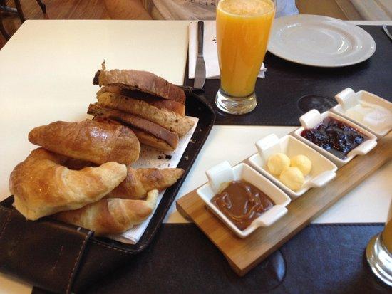 Vain Boutique Hotel: Café da manhã inesquecível!