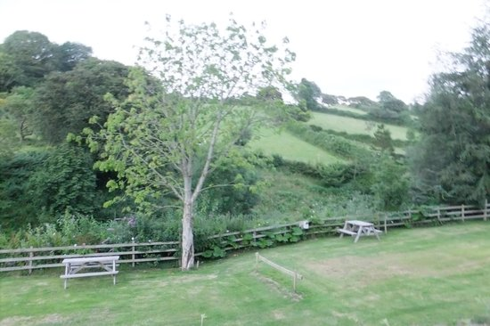 Newberry Valley Caravan & Camping Park: A view from our caravan