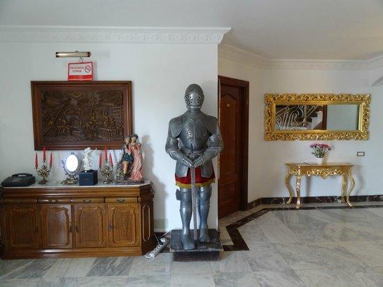 Hotel Antoyana: hall