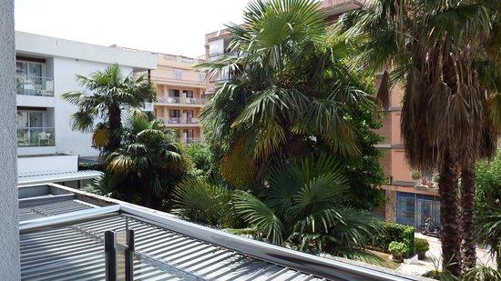 Hotel Anabel: vue de la chambre