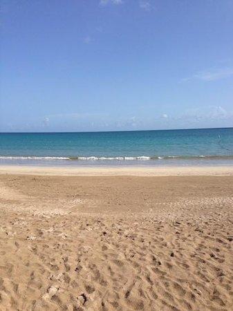 Courtyard by Marriott Isla Verde Beach Resort: incredible beach!