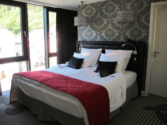 Le Clervaux Boutique & Design Hotel : Chateau Suite: Bedroom