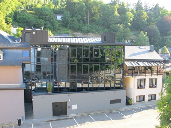 Le Clervaux Boutique & Design Hotel : View of the Suites (hotel) from outside