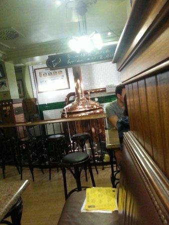 Martin's Bräu: Bière plus que locale . Et extra .