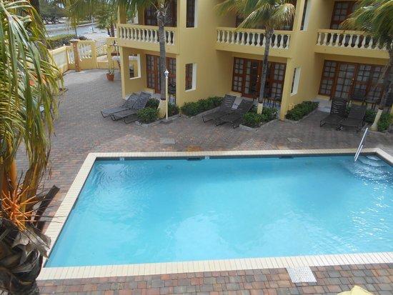 La Quinta Beach Resort : Picture from my Balcony