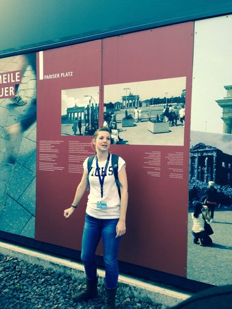 The Berlin Experts- Walking Tours: Jemma at her best