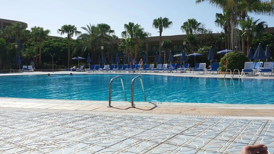 Hotel Faro Jandia & Spa: Piscina