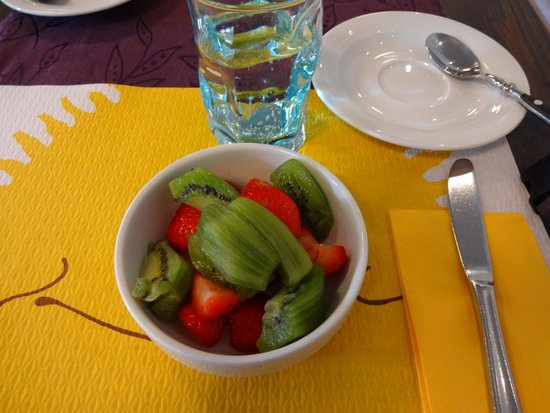 Hotel Du Rhone: Breakfast