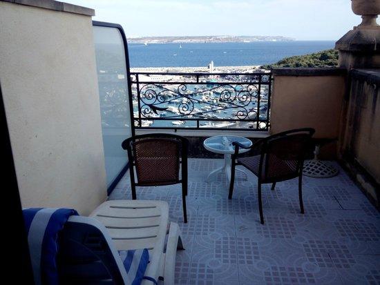 Grand Hotel Gozo : room