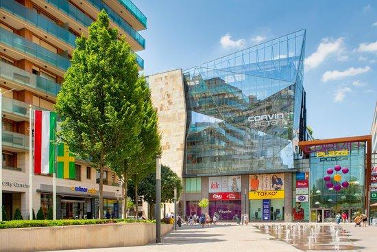 Fraser Residence Budapest: corvin setany plaza