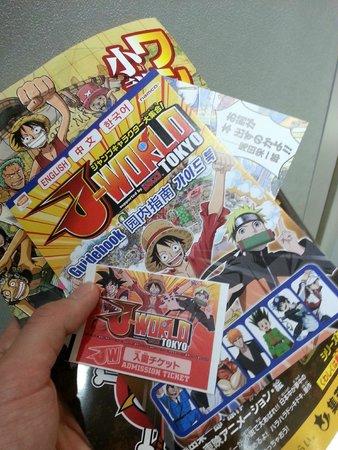 J-World Namco poster - Picture of J-WORLD TOKYO, Toshima - TripAdvisor