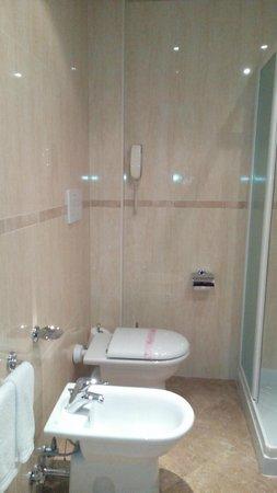 La Residence & Idrokinesis: Bagno