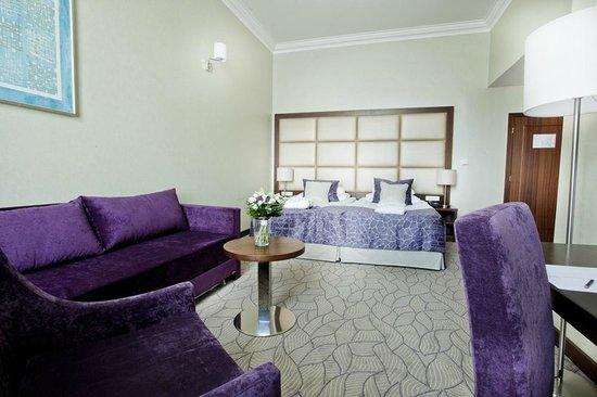 Hotel King David Prague: Boutique Suite