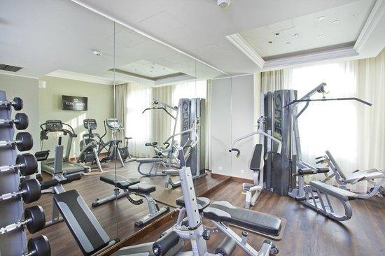 Hotel King David Prague: Fitness Room