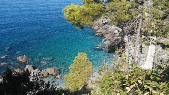 La Francesca Villas & Resort: Vista sul mare
