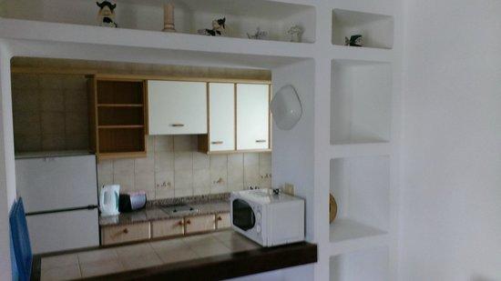 Apartments Las Acacias: Cocina-Estar
