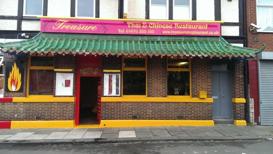 Treasure Thai & Chinese Restaurant
