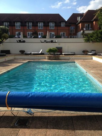 Champneys Forest Mere: Outdoor heated pool