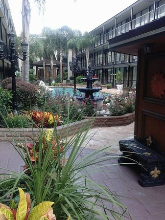 Best Western Plus Westbank: Always clean and restrooms available near pool side