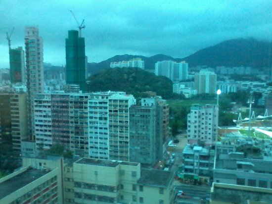 Royal Plaza Hotel: the view