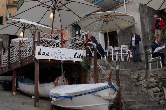 La Baia di Rio: Fine dining near the Apartments