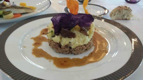 Les Manoirs de Tourgeville: Gastronomie au rendez-vous...