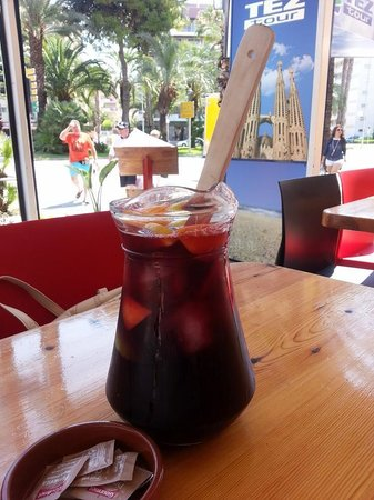 the bell tavern: Sangria