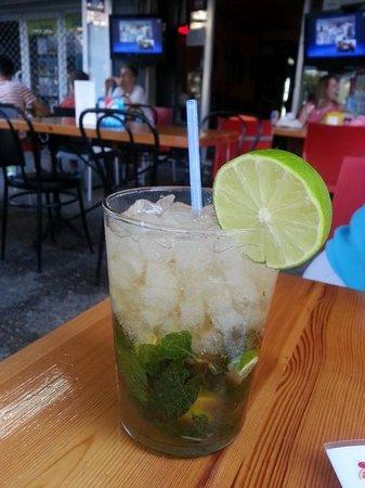 the bell tavern : Mojito