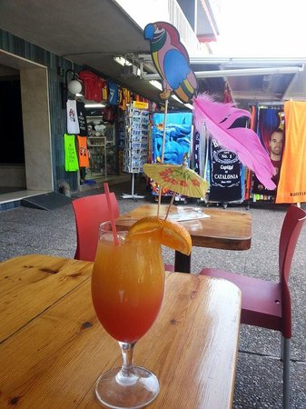 the bell tavern : Paradise Punch