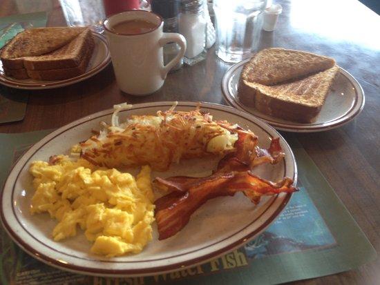 The Galley Restaurant: Breakfast # 1