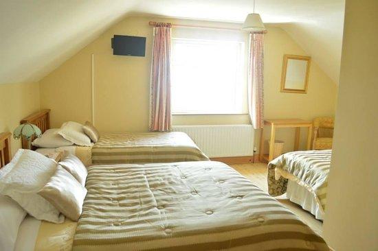 Rockbrook House: Triple Room
