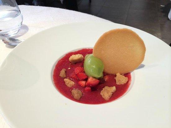 Hostellerie Le Castellas : Dessert
