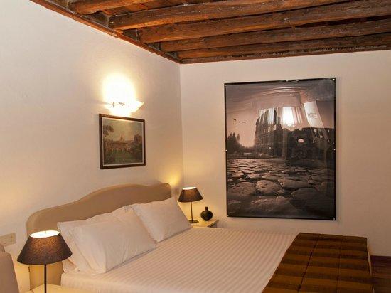 Residence Navonapt: La camera da letto